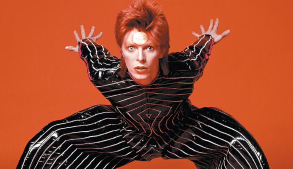Ο David Bowie ως Ziggy Stardust