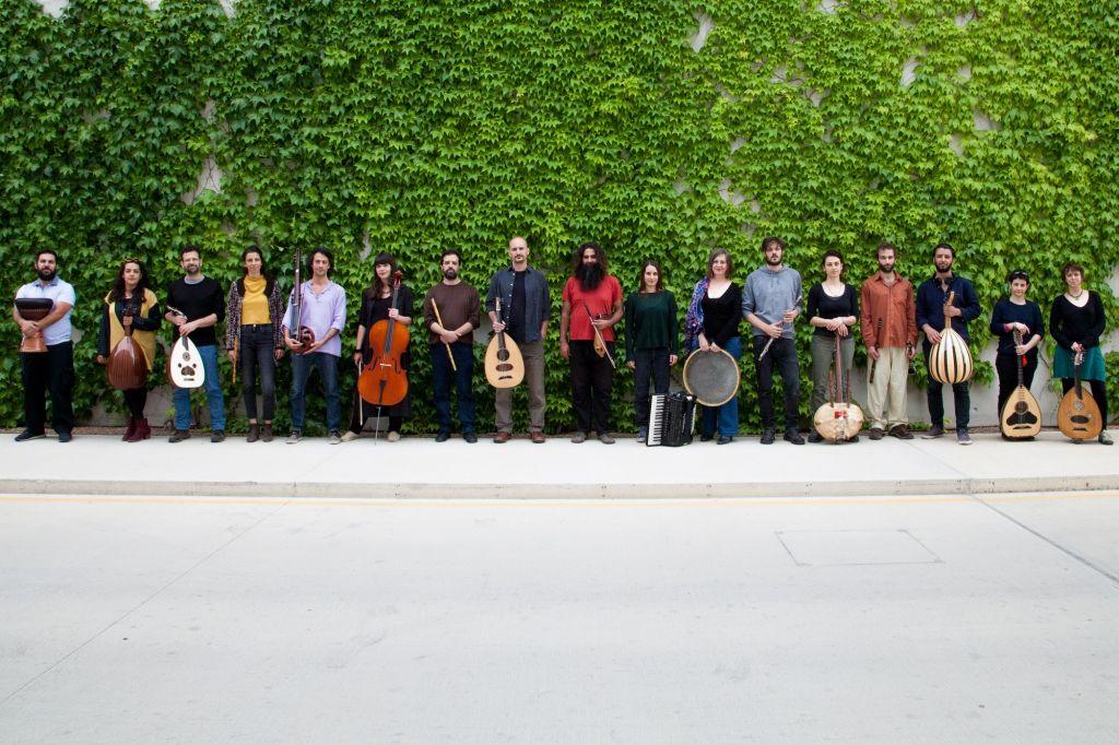 Διαπολιτισμική Ορχήστρα Εναλλακτικής Σκηνής ΕΛΣ | Φωτογραφία: Κ. Δρακότη