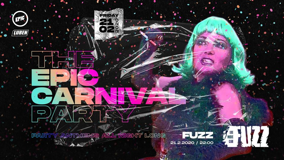 The EPIC Carnival Party