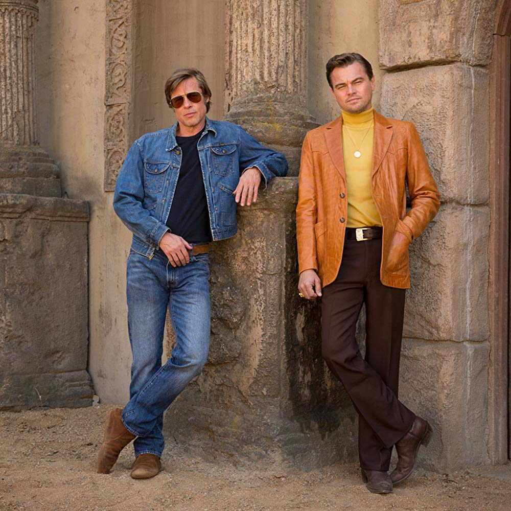 Cliff Booth & Rick Dalton στο Once upon a time in Holywood