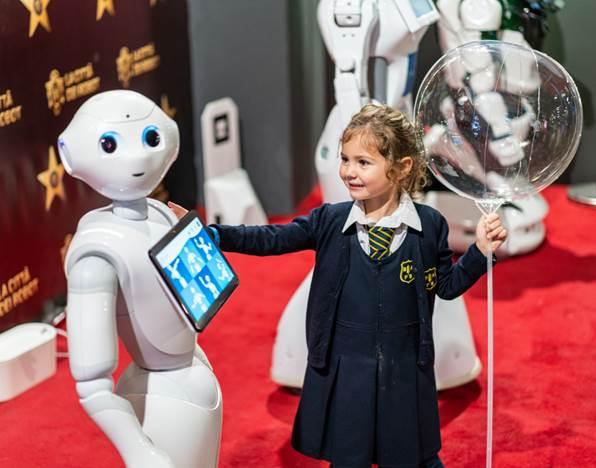 Έκθεση ρομποτικής: City of Robots