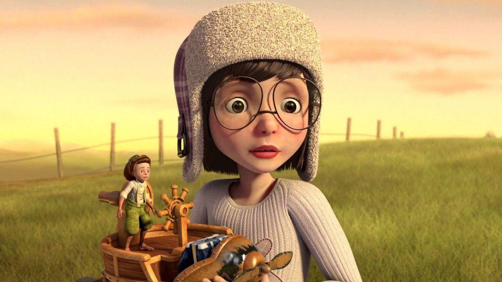 Soar: Ένα animation για την φιλία και την αξία της προσπάθειας
