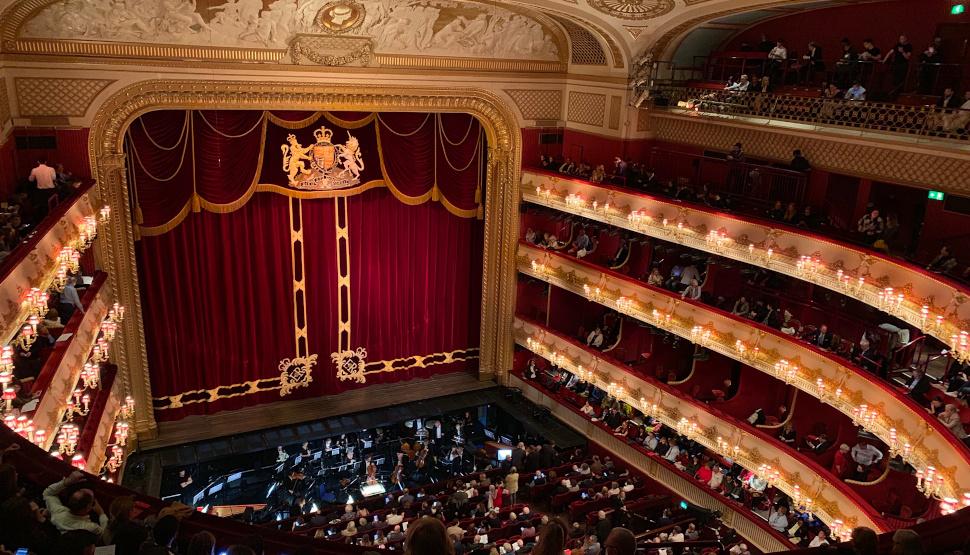 Η  Βασιλική Όπερα του Λονδίνου