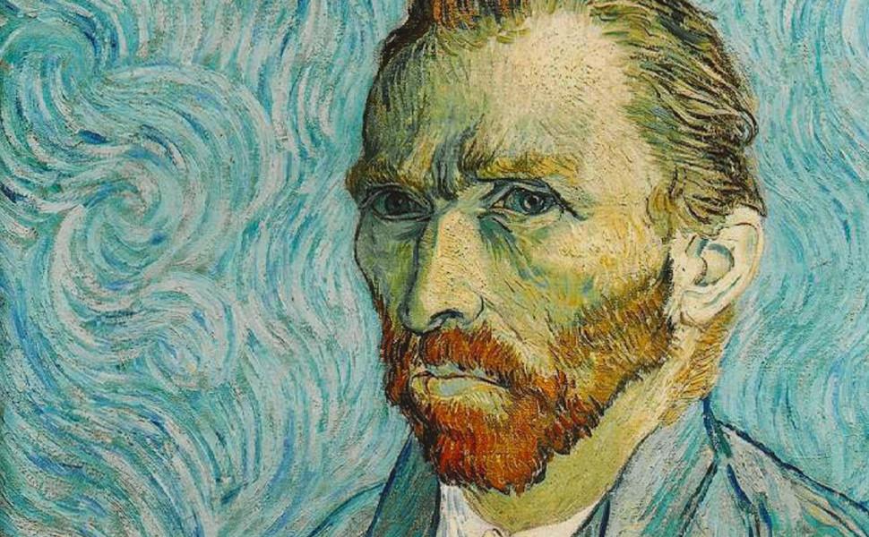 Βίνσεντ Βαν Γογκ, Αυτοπροσωπογραφία, Μουσείο Ορσέ