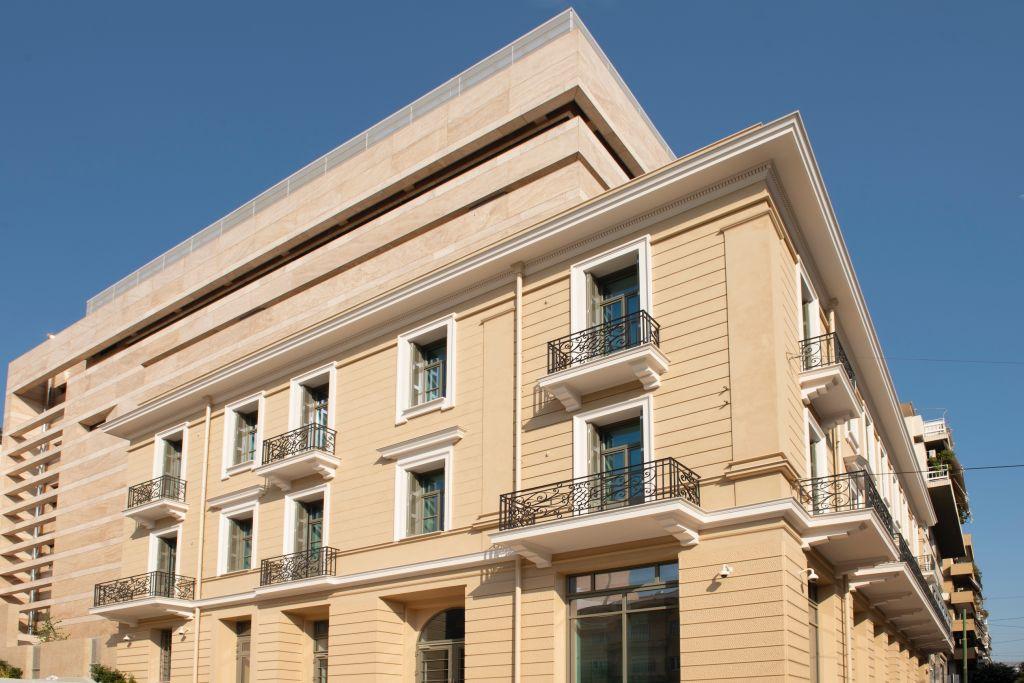 Το νέο Μουσείο Γουλανδρή στην Αθήνα, στην οδό Ερατοσθένους 13