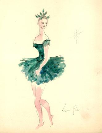 Le Palais du Cristal, 1952, Leonor Fini, CFM Gallery, New York