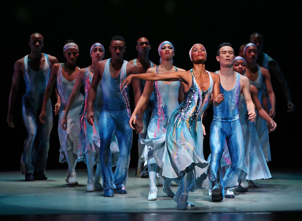 «Night Creature», Alvin Ailey American Dance Theater