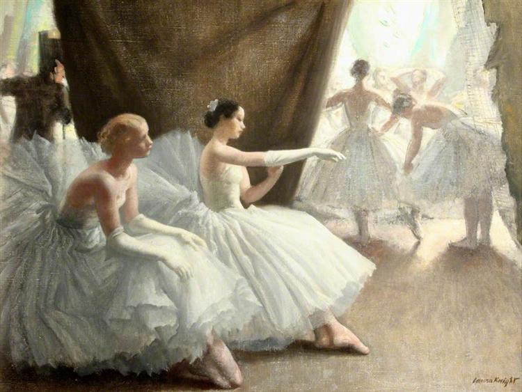 Knight–Ballet (1936), Lady Lever Art Gallery, Liverpool