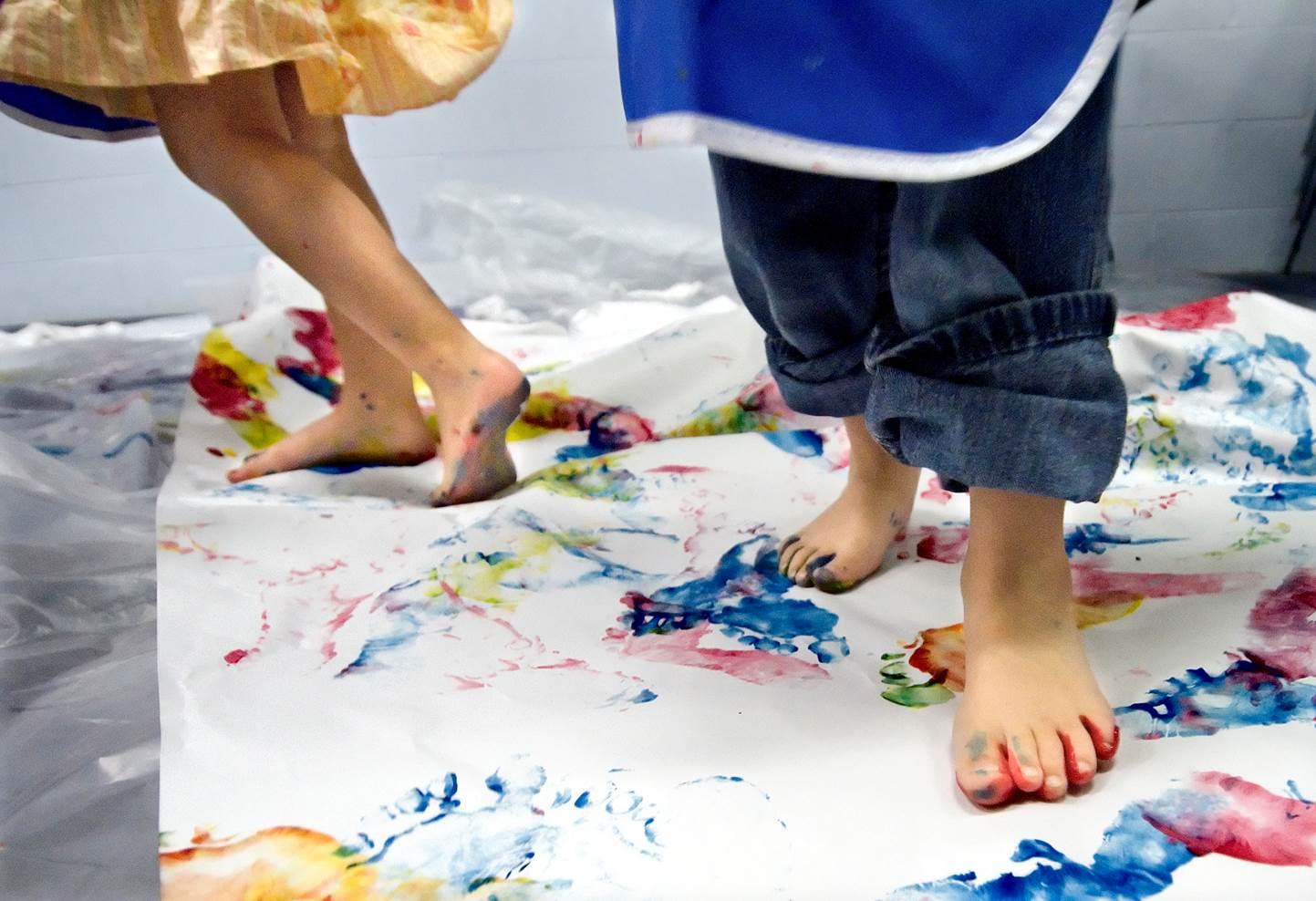 Παιχνίδι και χορός για παιδιά