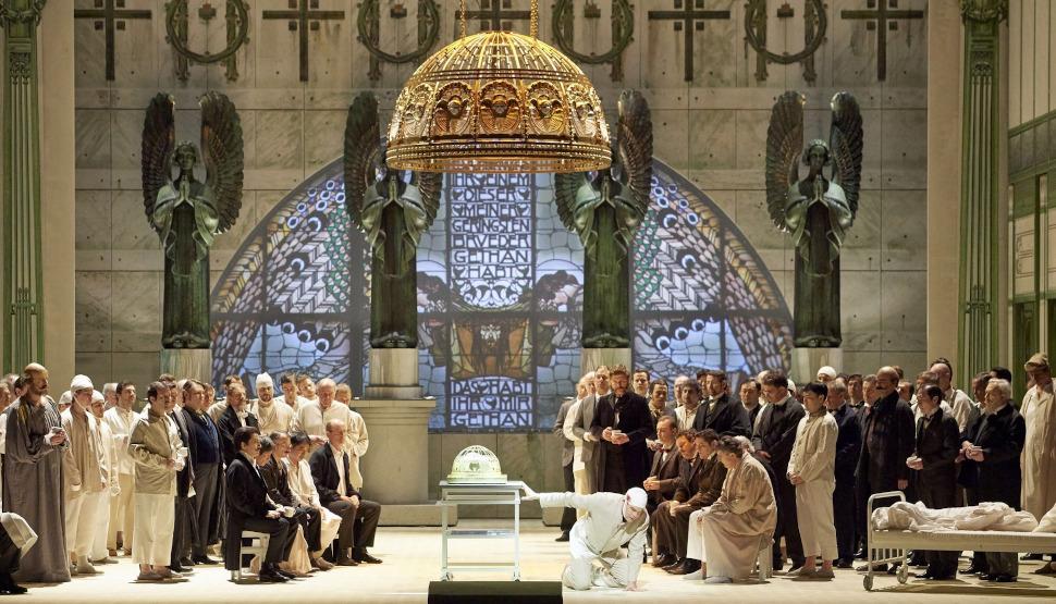 O Πάρσιφαλ του Βάγκνερ από τη Κρατική Όπερα της Βιέννης