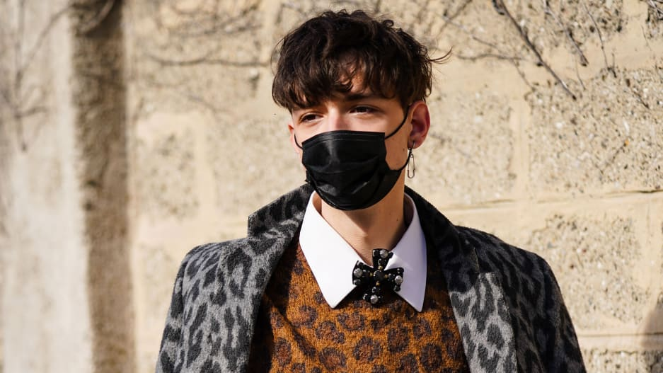 Από την Εβδομάδα Μόδας στο Μιλάνο 23/2/2020, Φωτογραφία: Edward Berthelot