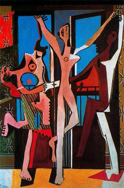 The Dance, 1925, Pablo Picasso, Tate Modern, London, UK