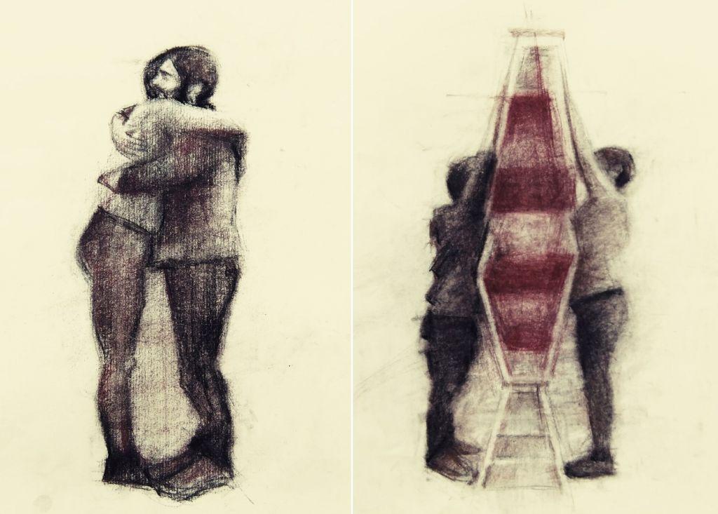 «Hug», Γιώργος Κεβρεκίδης