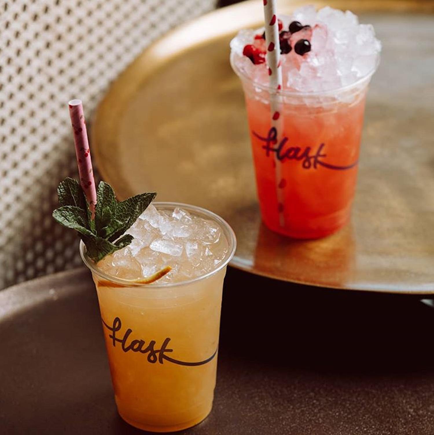 Φωτογραφία: Flask Cocktails, Απολαύστε το κοκτέιλ σας με ντελίβερι!