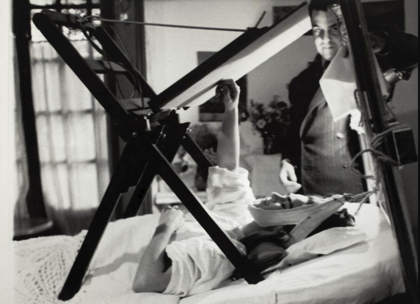 Τίποτα δεν σταματούσε την Φρίντα Κάλο από το να δημιουργήσει
