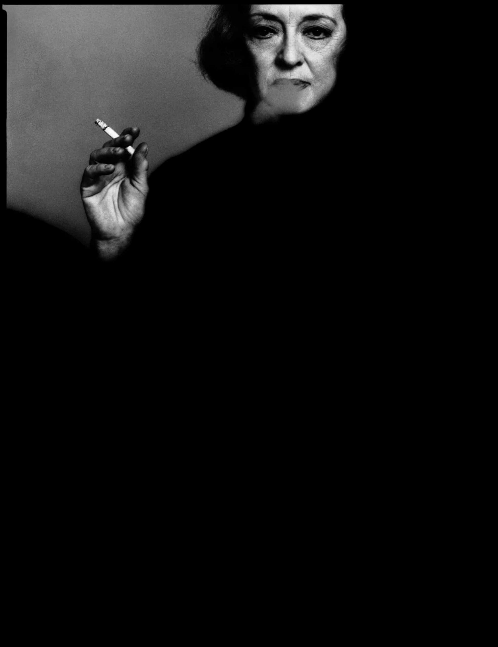 """Η Μπέτι Ντέιβις στη σειρά """"Μαύρο Ζιβάγκο"""" , 1971"""