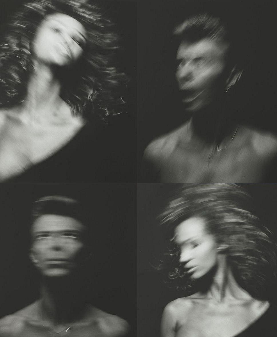 Ο Ντέιβιντ Μπάουι με την Ιμάν: Μερικά από τα πολλά κλικ του φωτογράφου