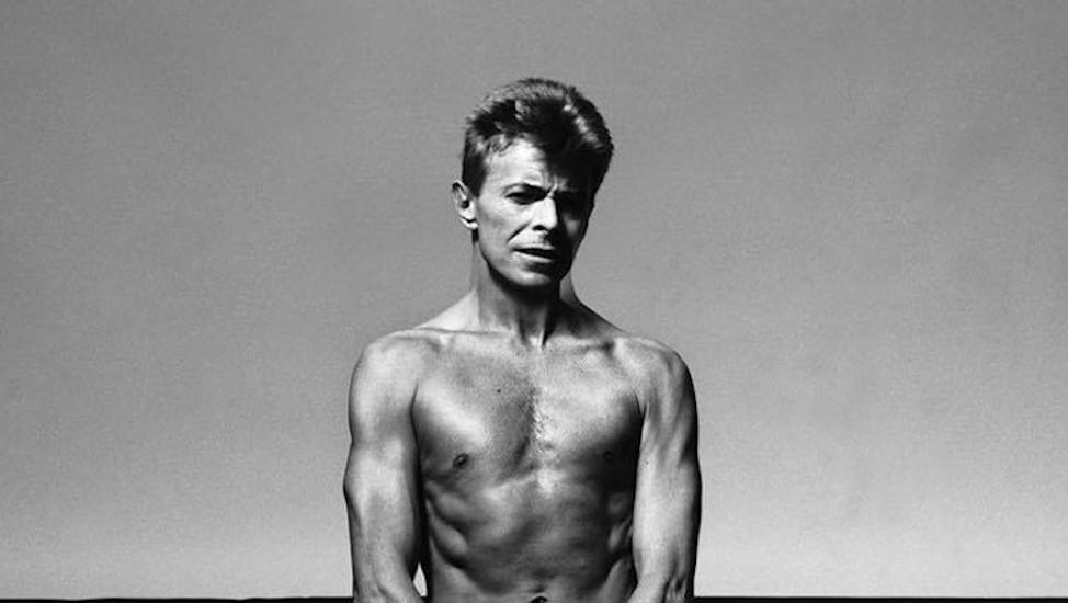 Ο Ντέιβιντ Μπάουι από τον φωτογραφικό φακό του Victor Skrebneski
