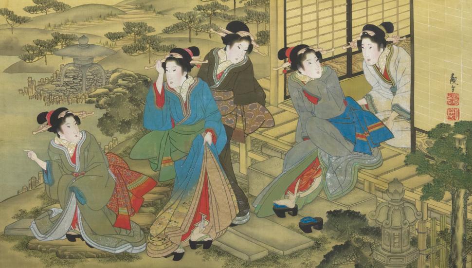 Ιαπωνική τέχνη της περιόδου Edo