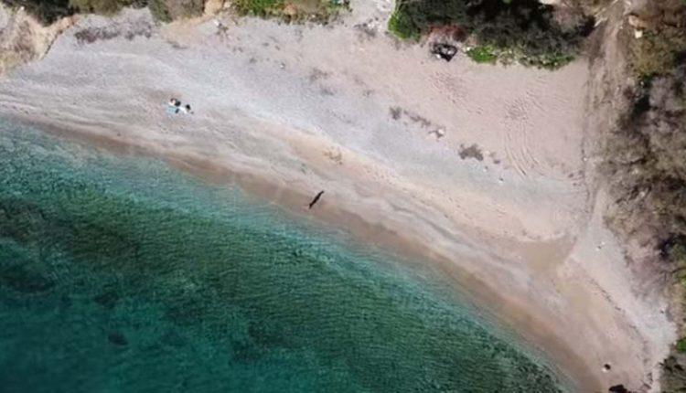 Παραλία Ερωτοσπηλιά