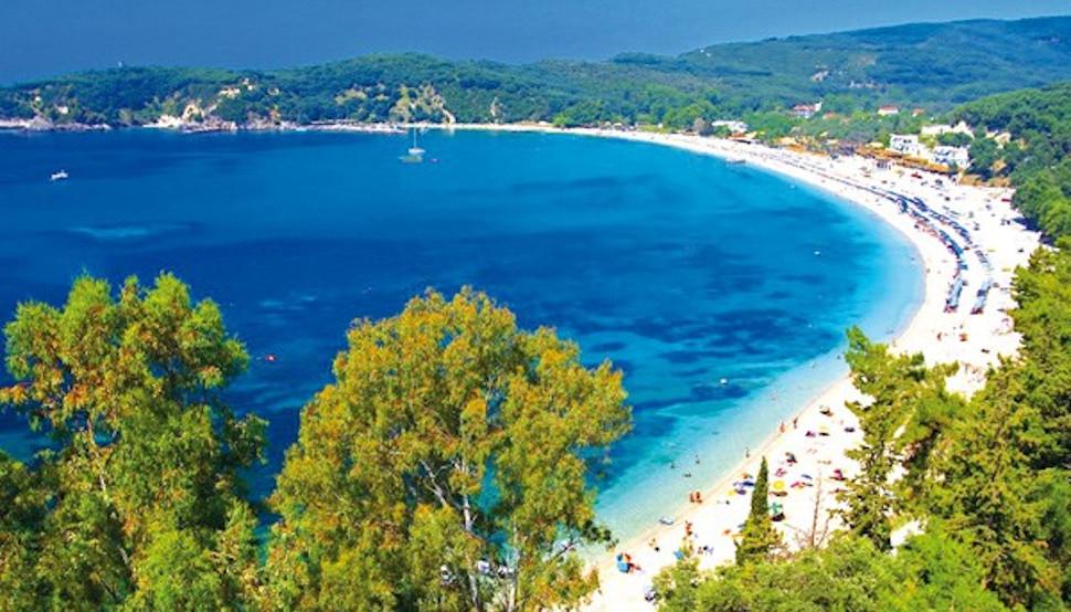 Το Μονολίθι στην Πρέβεζα αναδείχθηκε ως η πιο ασφαλής παραλία