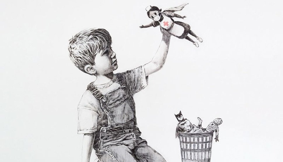 Banksy, Game Changer