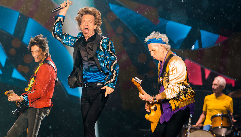 Μη χάσετε τη νέα σειρά των The Rolling Stones!