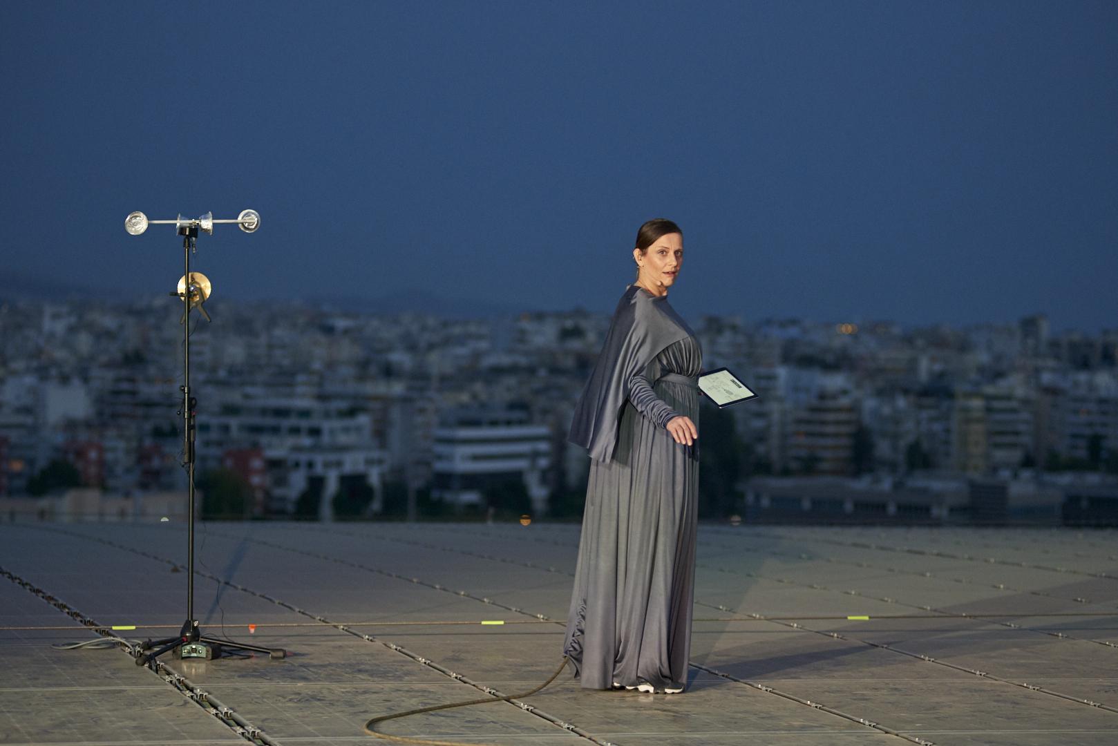 #snfccAtHome music,Μετέωρη, Άννα Παγκάλου, photo: Yiorgis Yerolymbos