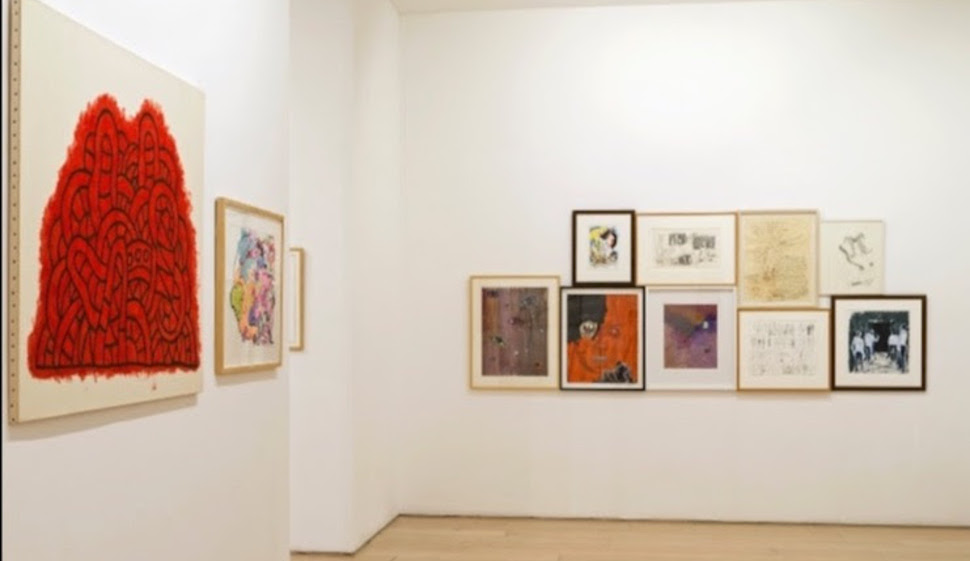 Works on paper 1972 – 2020: Ομαδική έκθεση στην γκαλερί Bernier-Eliades