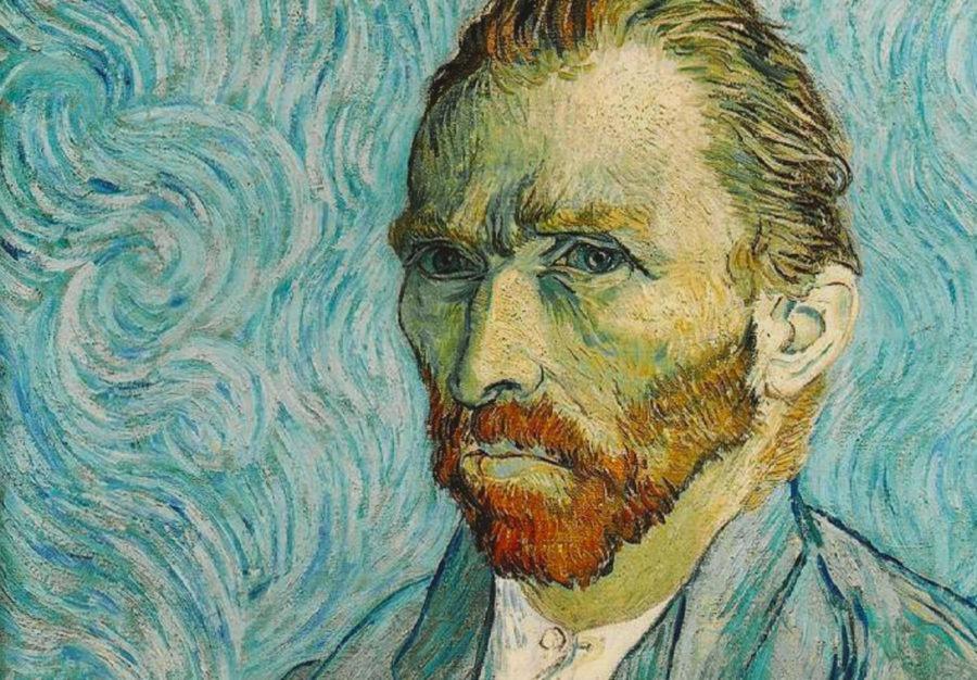 Αυτοπροσωπογραφία του Βαν Γκογκ