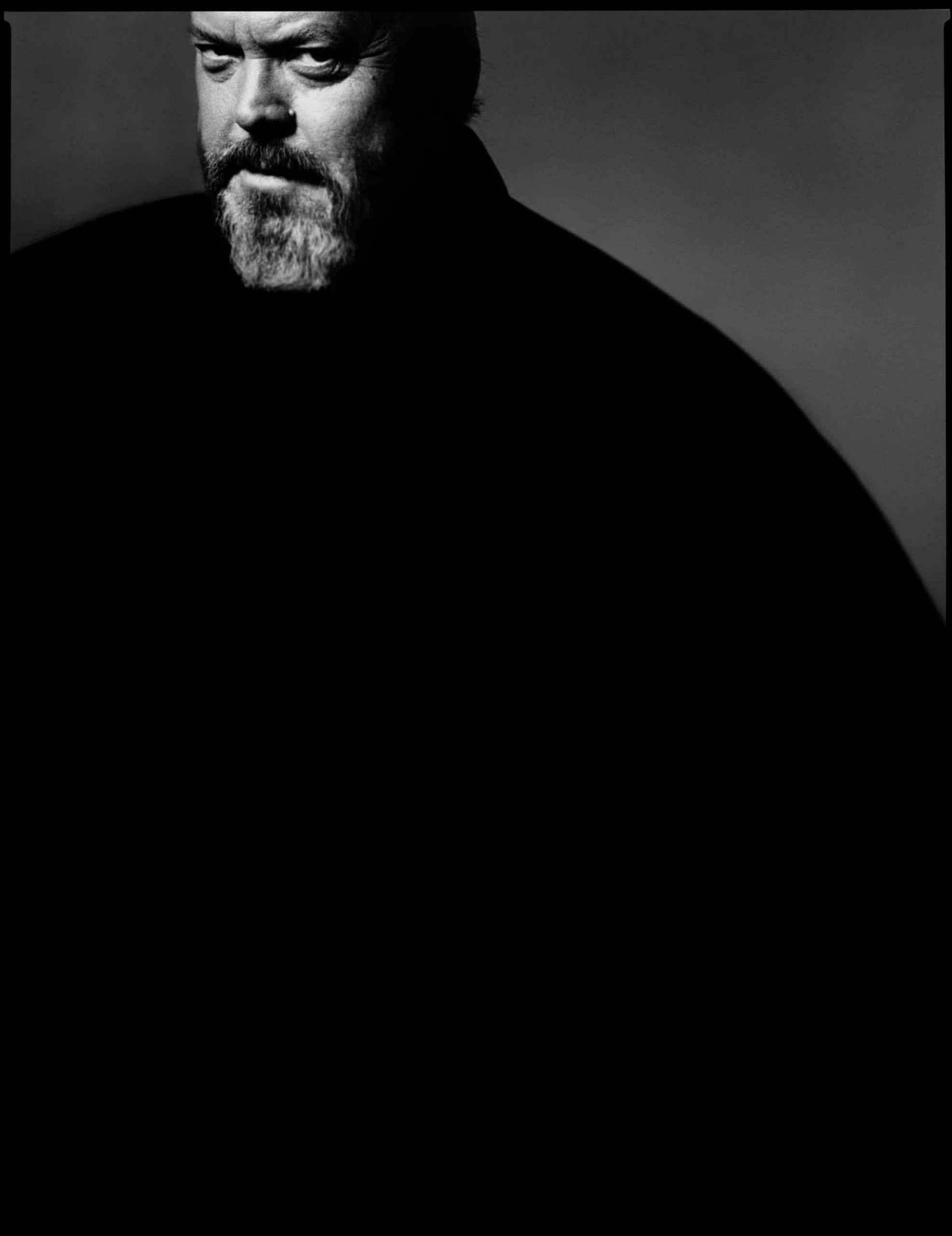 """Ο Όρσον Γουέλς στη σειρά """"Μαύρο Ζιβάγκο"""", 1970"""