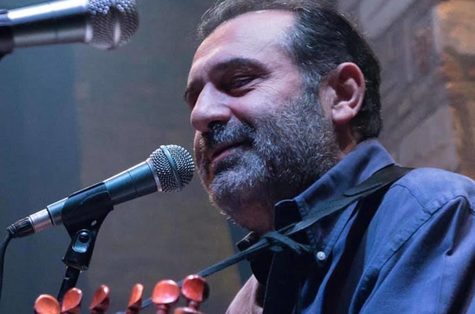 O Haig Yazdjian στο Galata Gazi