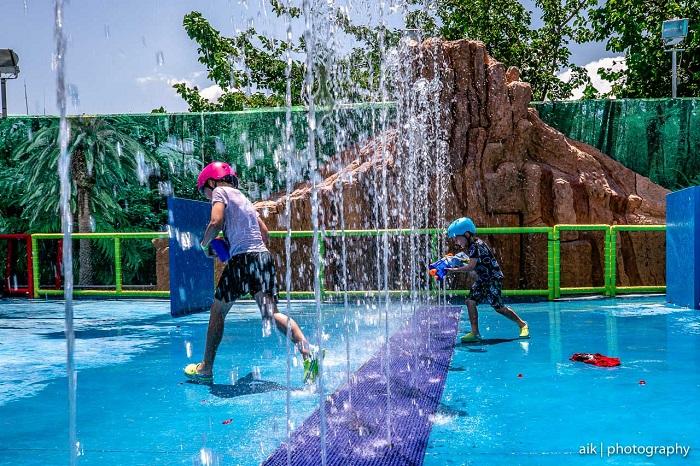 Aidonakia Water World