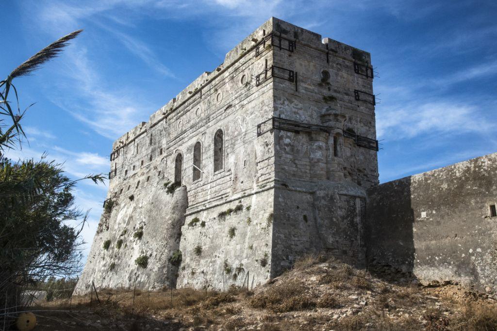 Ο Πύργος των Στροφάδων | Φωτογραφία: Robert McCabe