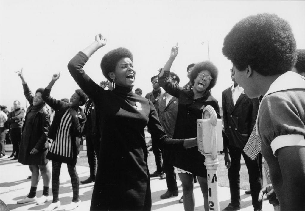 «Black Panthers» (1968), της Agnès Varda