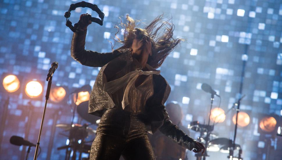 Οι Florence and the Machine στο Glastonbury 2015