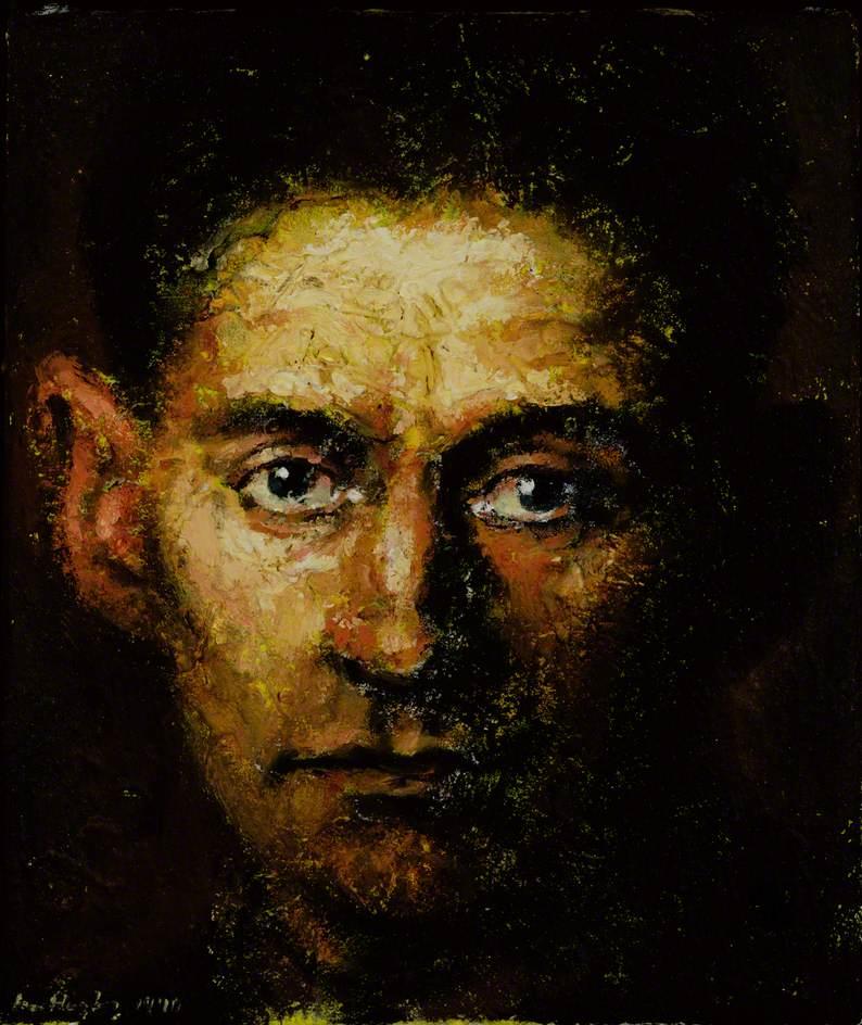 Πορτραίτο του Φραντς Κάφκα από τον Ian Hughes, The Fleming Collection