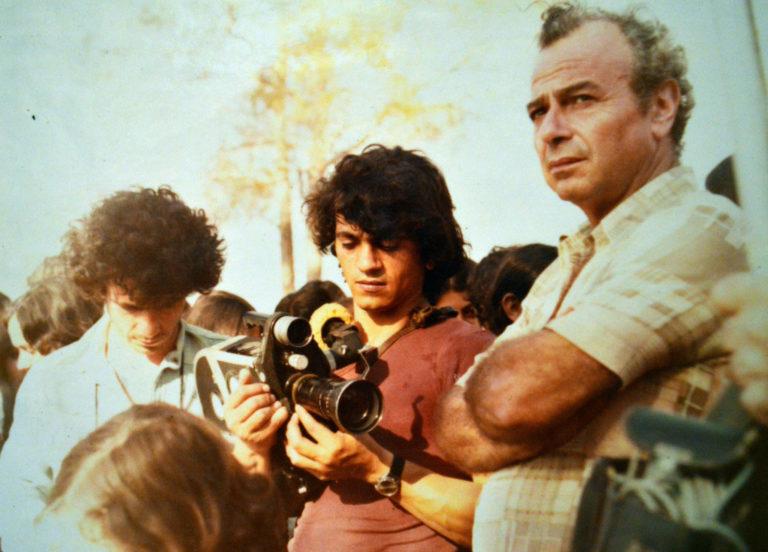Ο Μιχάλης Κακογιάννης στην Κύπρο για το γύρισμα του ντοκιμαντέρ