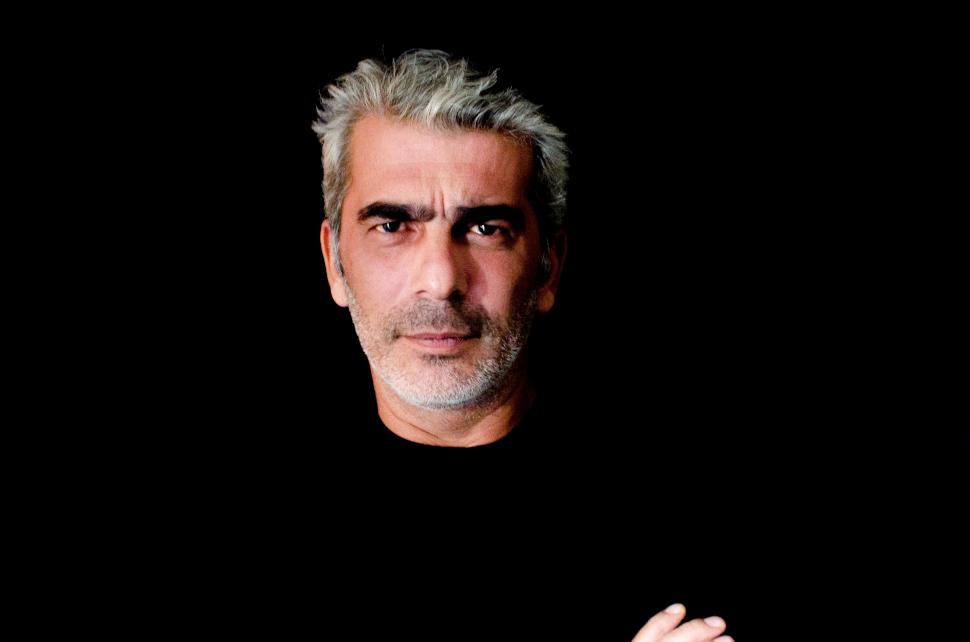 Ο Δημήτρης Μυστακίδης