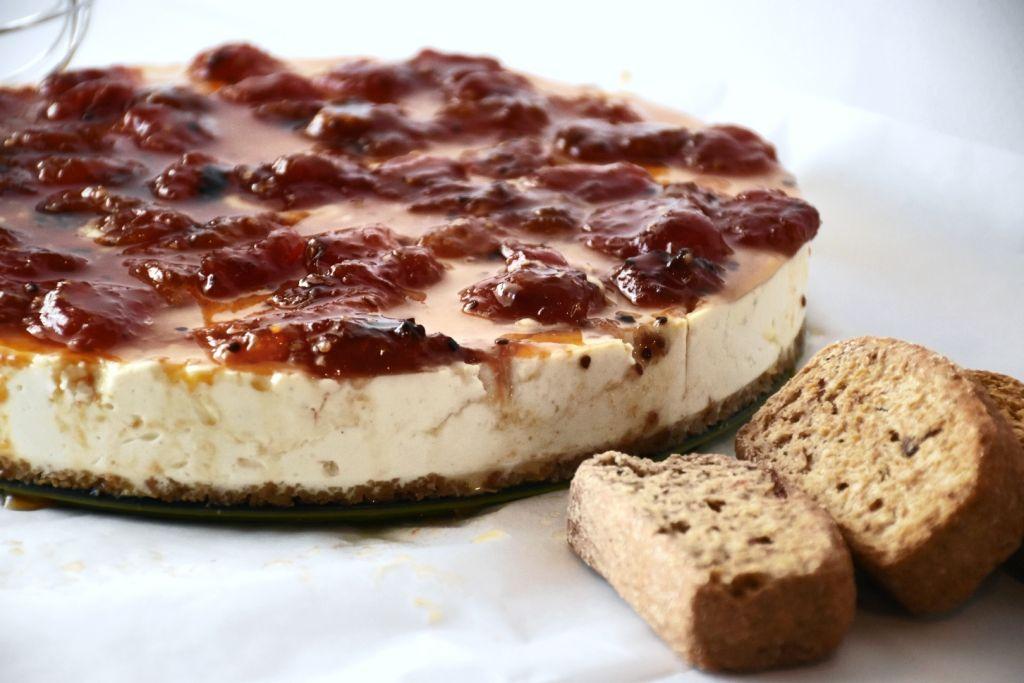 Συνταγή: Αλμυρό cheesecake