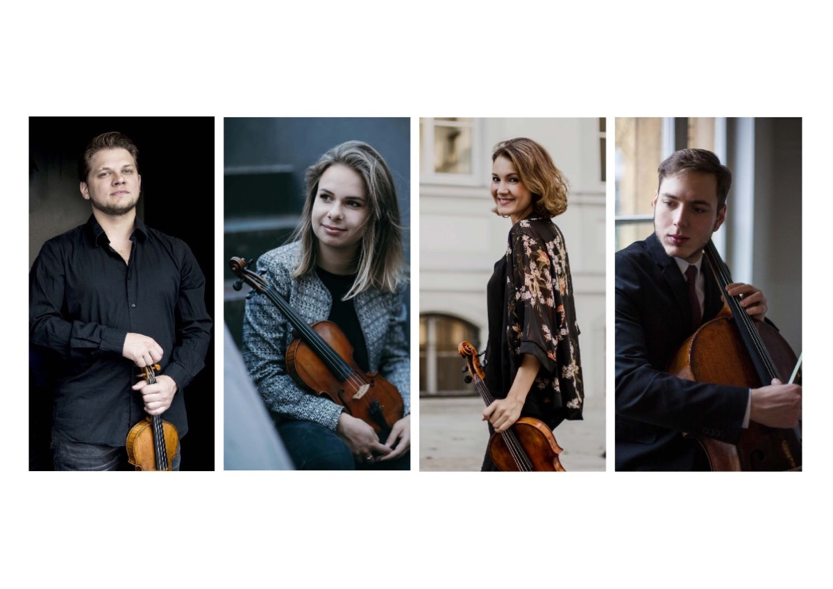 Το κουαρτέτο Giocoso String Quartet