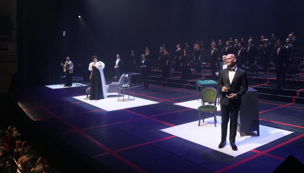 Όπερα από απόσταση: Οι σολίστ σε απόσταση δύο μέτρων