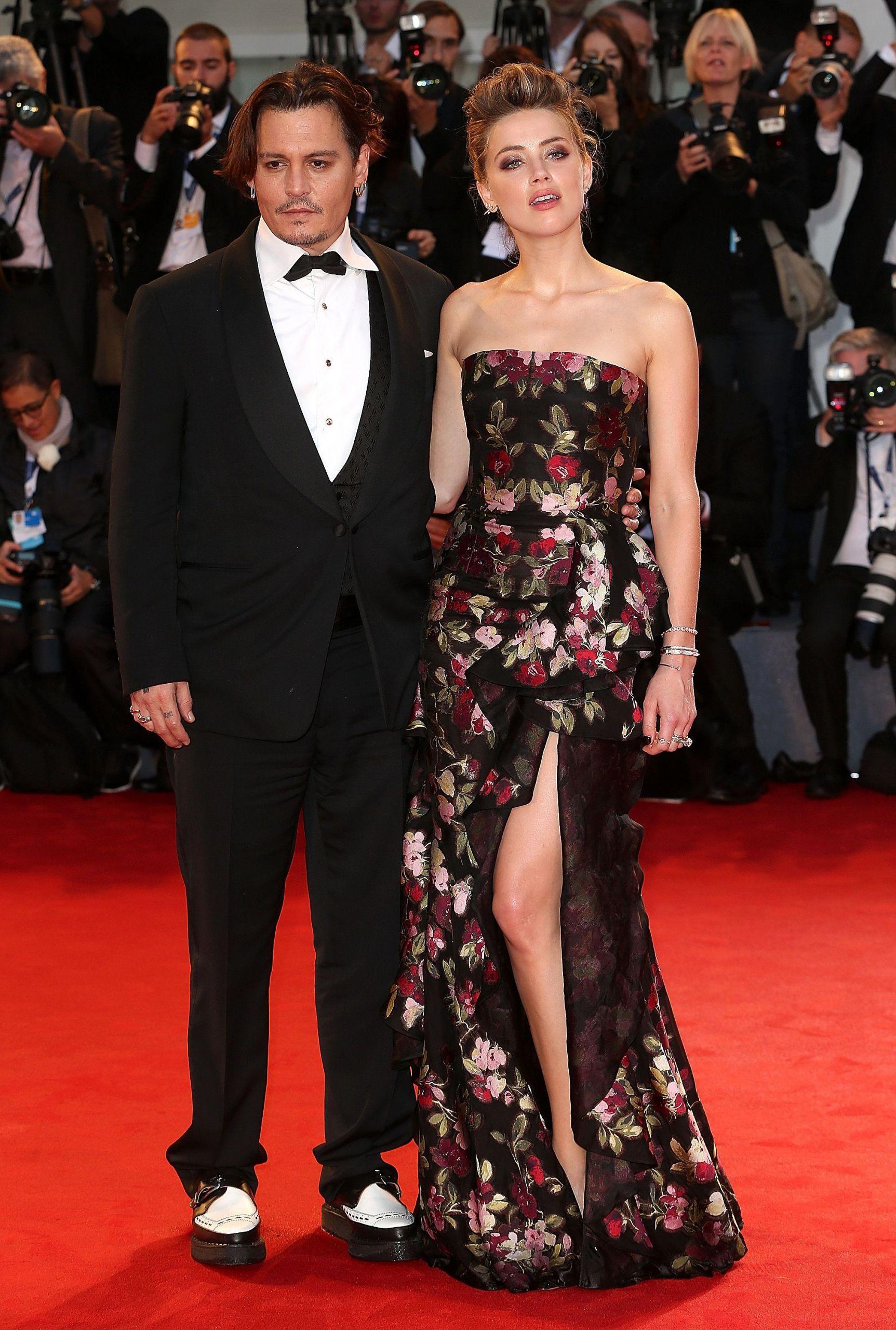Ο Τζόνι Ντεπ και η Άμπερ Χερντ παντρέυτηκαν το 2015