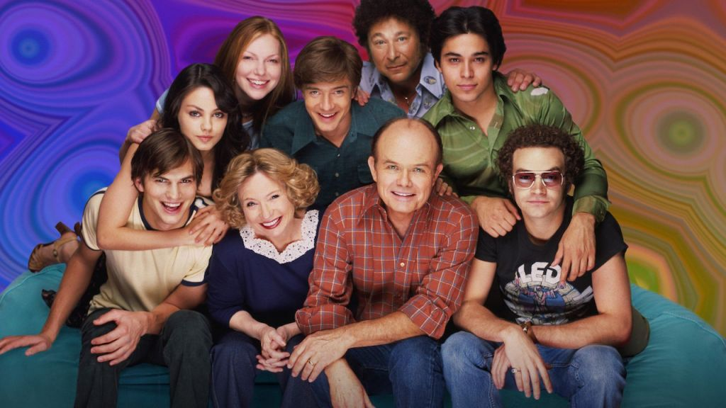 To cast του That '70s show