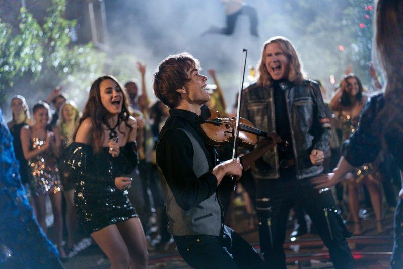 """Ο Αλεξάντερ Ρίμπακ που κέρδισε το 2009 με το τραγούδι """"Fairytale"""" είναι από τους πιο αγαπητούς νικητές. © Netflix"""