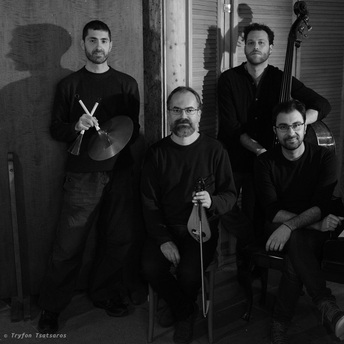 S. Sinopoulos Quartet