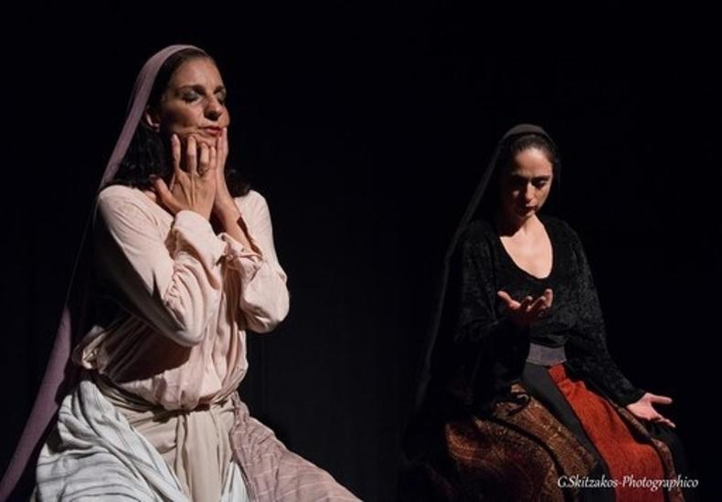 Η μουσικοθεατρική παράσταση Pietà στο Φεστιβάλ Ρεματιάς 2020