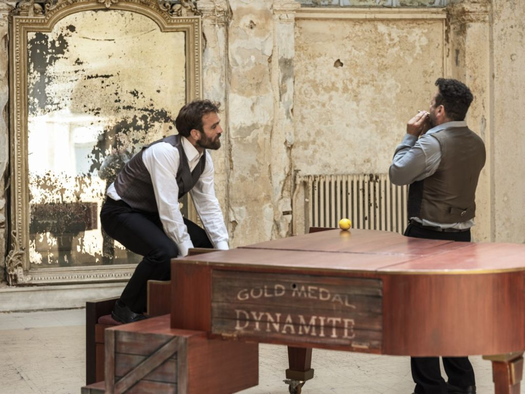 LΕΜΟΝ: Το έργο των Experimento στο Cine Άνεσις – Θερινός