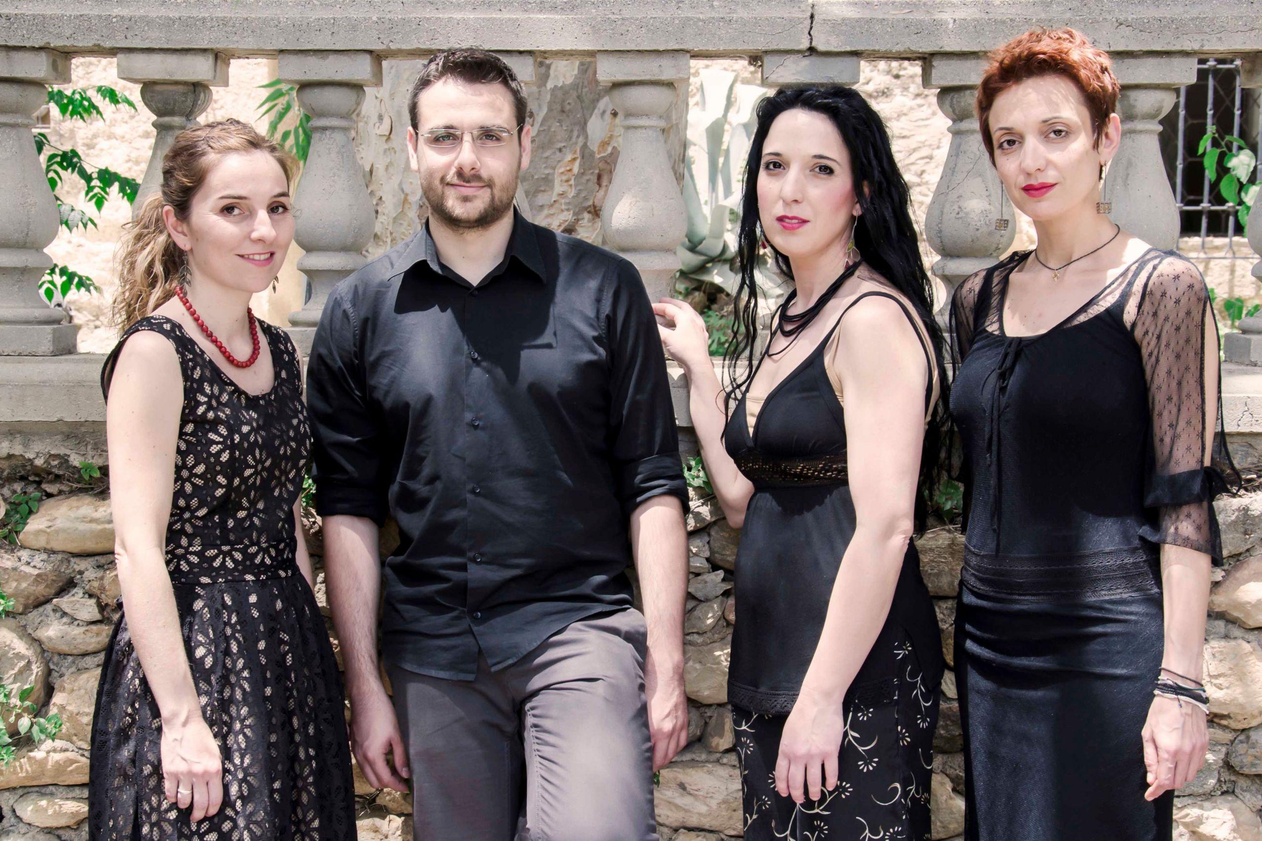 Yasemi Vocal Quartet