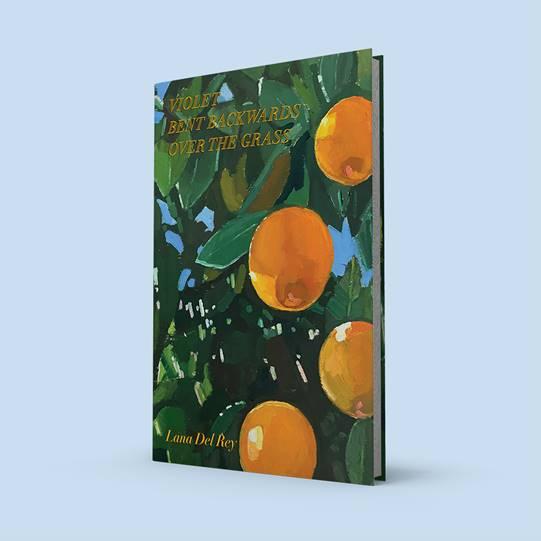 Το εξώφυλλο του νέου ποιητικού βιβλίου της Lana del Rey